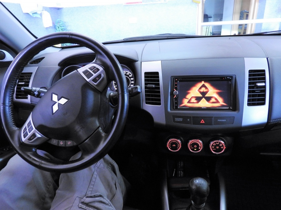 Mitsubishi Outlander - GMS 6751